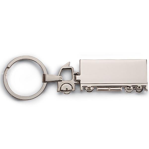 LKW Schlüsselanhänger (als Werbegeschenk bedruckbar)