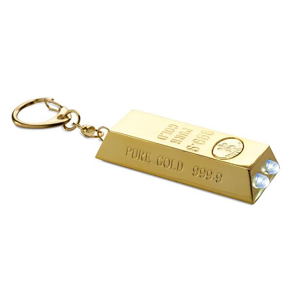 Schlüsselanhänger inkl. Taschenlampe (bedruckbar)