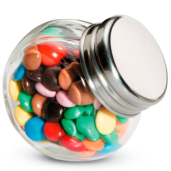 Bunte Schokoladenlinsen (bedruckbar)