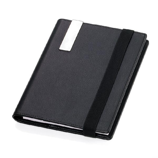TROIKA Schreibmappe Notizblock im Format DIN A5