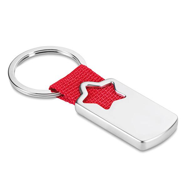 Schlüsselanhänger aus Zink (bedruckbar)