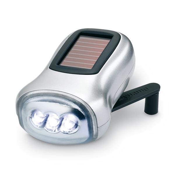 Umweltfreundliche Taschenlampe (bedruckbar)