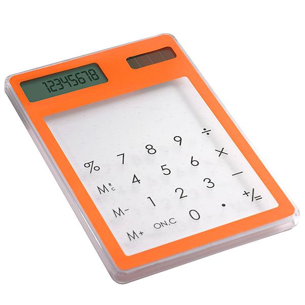 Solar-Taschenrechner  (als Werbeartikel bedrucken)