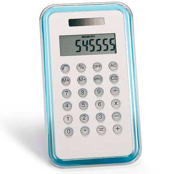 Solar-Taschenrechner (bedruckbar)