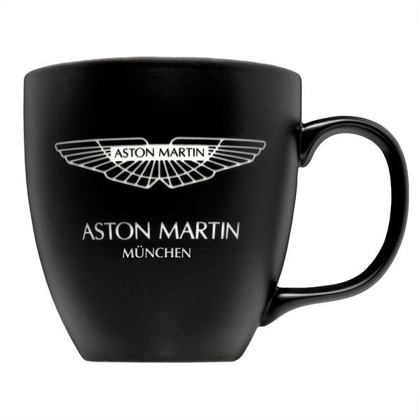 Kaffeebecher 0,40l in Sonderglasur (mit Logo Gravur vom Firmenlogo)