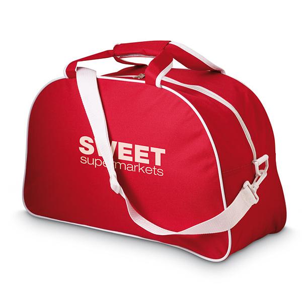 Sporttasche (als Werbegeschenk oder Werbemittel)