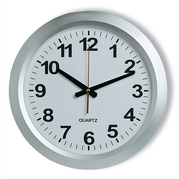 Wand-Uhr (bedruckbar)