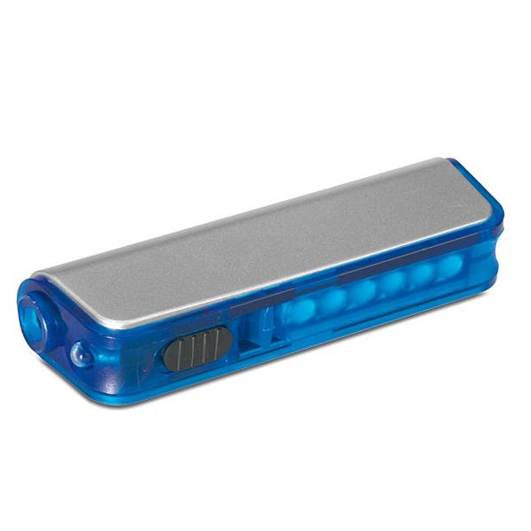 Taschenlampe mit Werkzeug (bedruckbar)