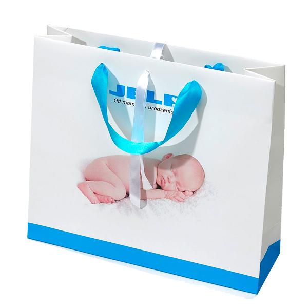 Classic Papiertüte – Boutique Tüte – zum bedrucken