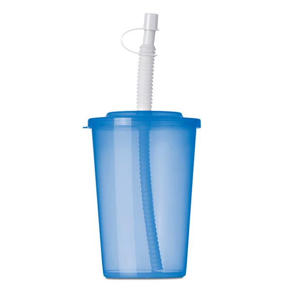 Trinkbecher aus Kunststoff (bedrucken als Werbegeschenk)