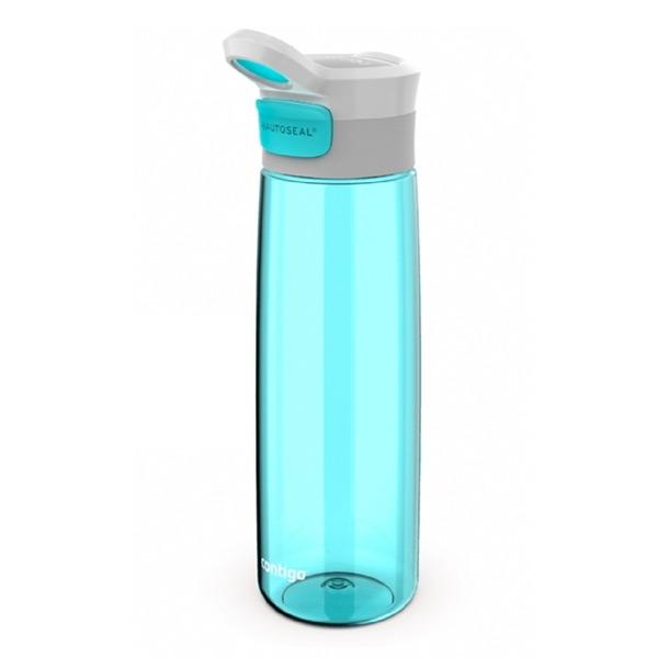 Trinkflasche transparent als Werbegeschenk