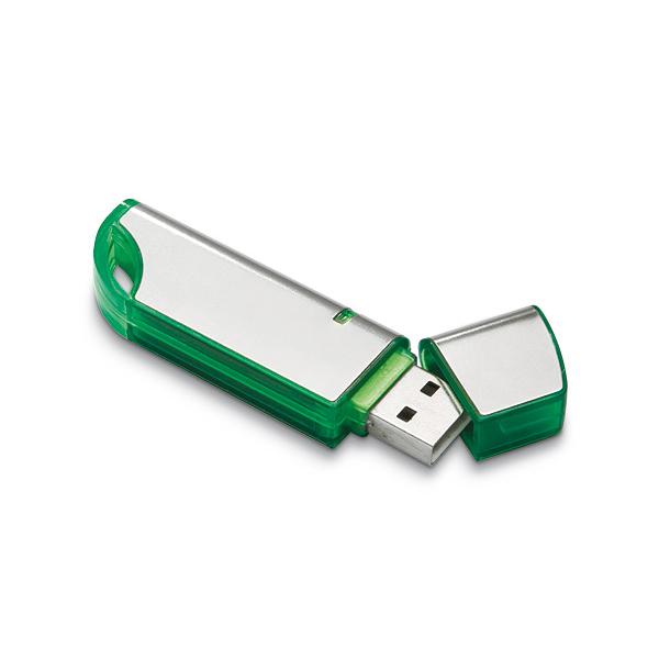 USB Stick – optimal für Schlüsselband (bedruckbar als Werbeartikel)