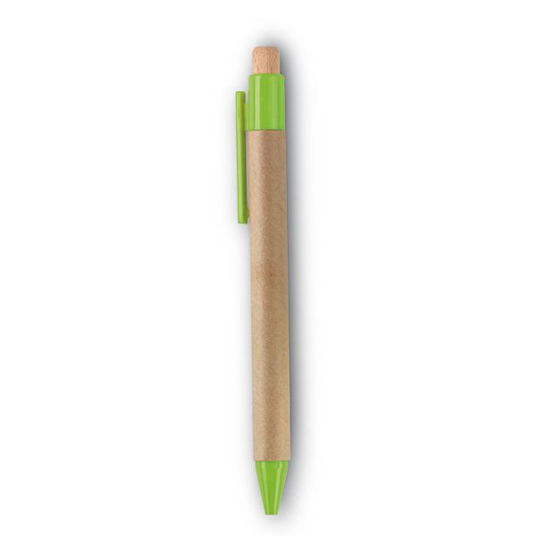 Umweltfreundlicher Öko Kugelschreiber (bedruckbar)