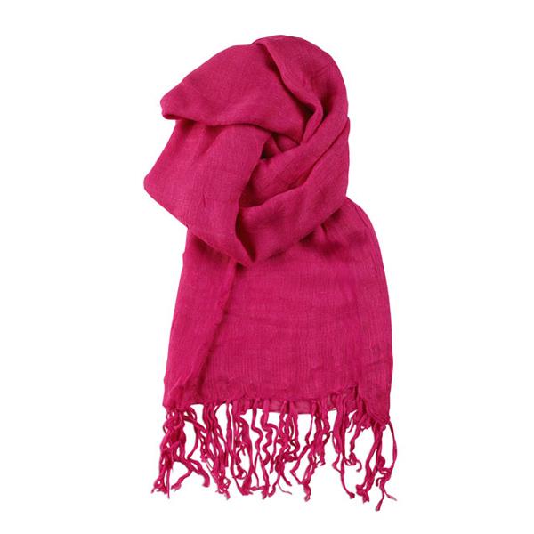 Schal zum bedrucken als Werbegeschenk