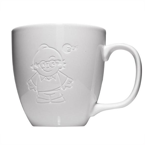 Kaffeebecher 0,40l (mit Gravur oder Werbedruck)