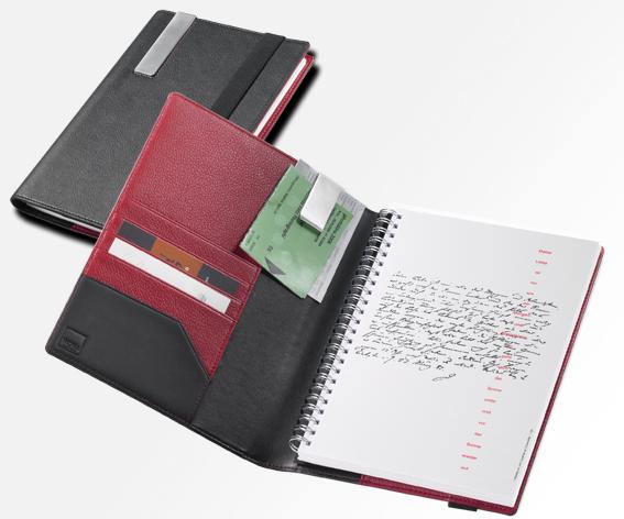 TROIKA Reisemappe & Dokumentenmappe RED PEPPER