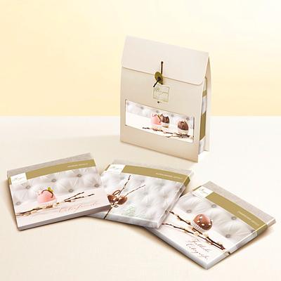 Schokoladen Werbepräsent Set Schokoladentraum