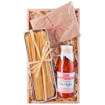 Spaghetti Set als Kundengeschenk