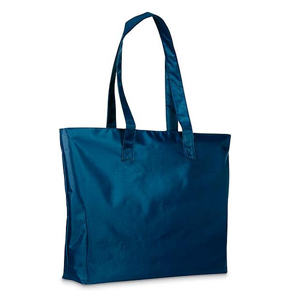 Elegante Strandtasche als Werbemittel