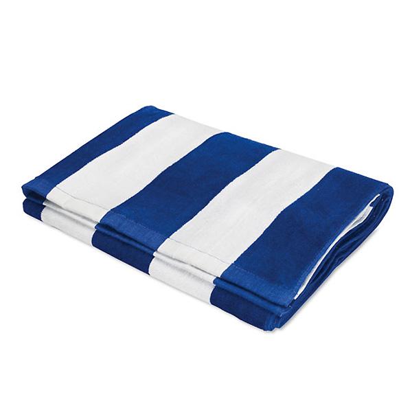 Handtuch mit Streifen (bedruckbar)