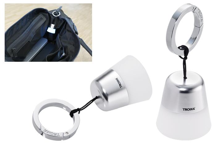 TROIKA Taschenlicht POCKET LAMP