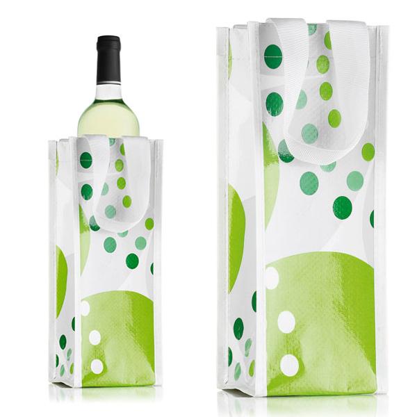 1er Tasche für Flaschen – zum bedrucken