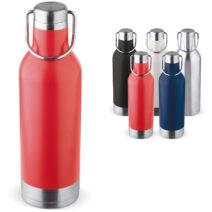 Edelstahl-Isolierflasche 400ml - bedruckbar