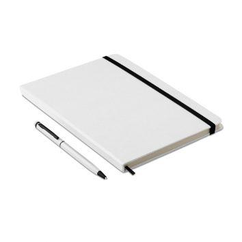 Notizbuch mit Geschenkverpackung