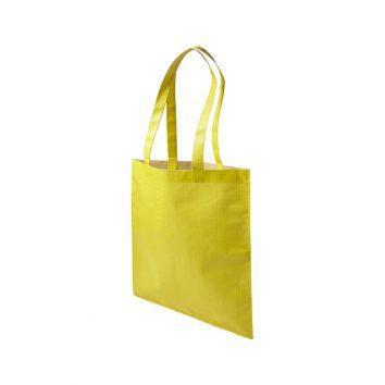 Recycling Einkaufstasche aus recyceltem Material bedrucken