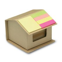 Box aus recycelter Pappe