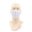 Gesichtsmaske mit Werbedruck EXPRESS bei Muenchen-Werbeartikel