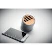 5.0 Bluetooth Lautsprecher aus Kalksteinzement und Bambus