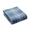 Fleece Decke aus RPET, ideal für Reisen