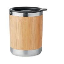 Trinkbecher aus Bambus