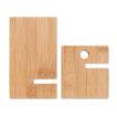 Smartphone Halter aus Holz