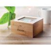 Teebox aus Bambus