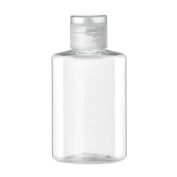 Flasche aus PET nachfüllbar