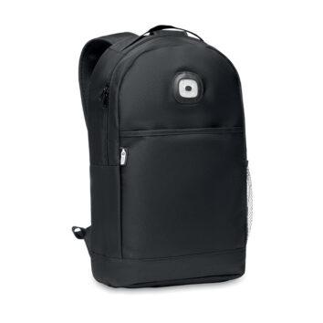 Rucksack aus 600D RPET - bedruckbar