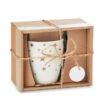 Kaffeetasse für die Weihnachtszeit