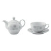 Teekann + Tasse