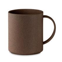 Becher aus Kaffeehülsen