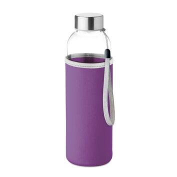 Glasflasche für unterwegs