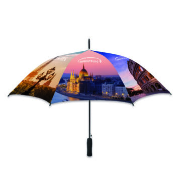 Regenschirm mit automatischer Öffnung