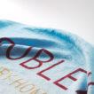 Full Color bedruckte Strandtücher aus Polyester (40%) und Baumwolle (60%).