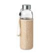 Trinkflasche aus Glas 500 ml
