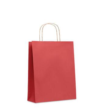 Papiertüte- Boutique recycelt