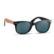 Sonnenbrille mit Kork veredelt