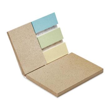 Haftnotiz aus Graspapier