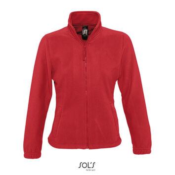 Damen Fleece Jacke für die Freizeit