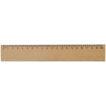Holzlineal 20 cm - bedruckbar